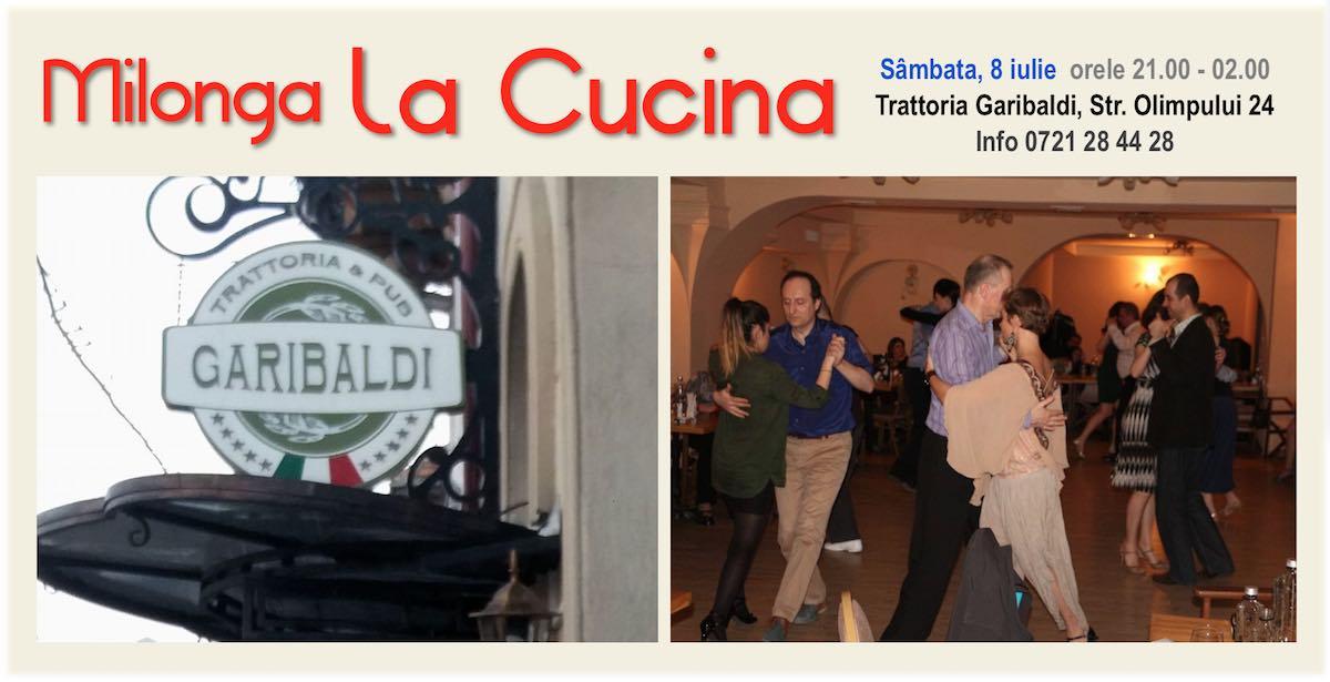 milonga la cucina tango argentinian trattoria garibaldi tangotangent