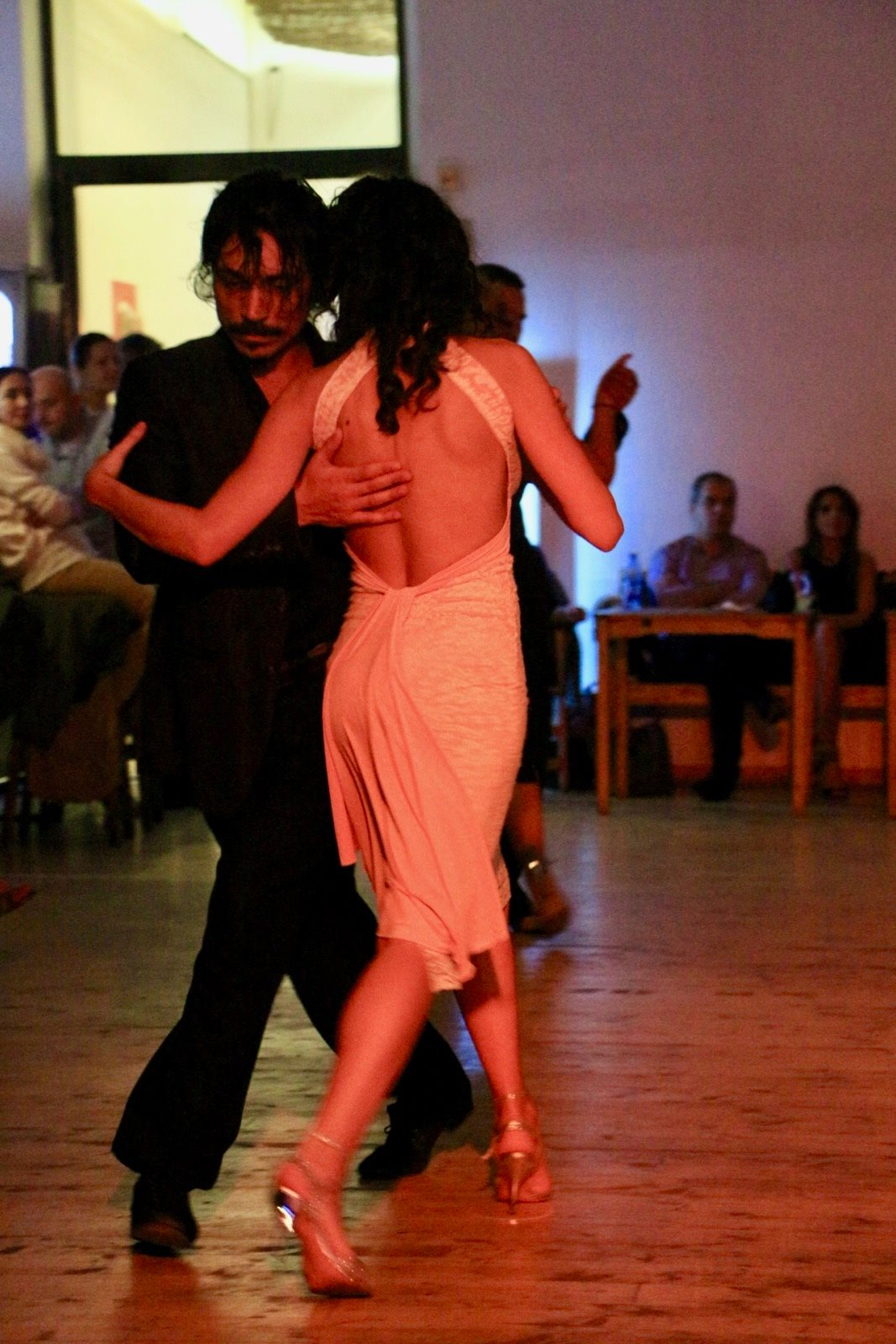 gaston torelli mariana dragone tangotangent bucuresti romania tango 1