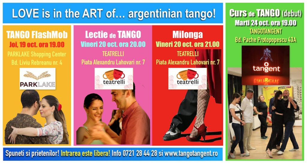 love is in the art tango tangent events