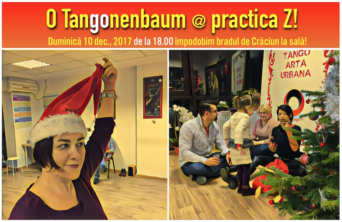 o tangonenbaum party craciun