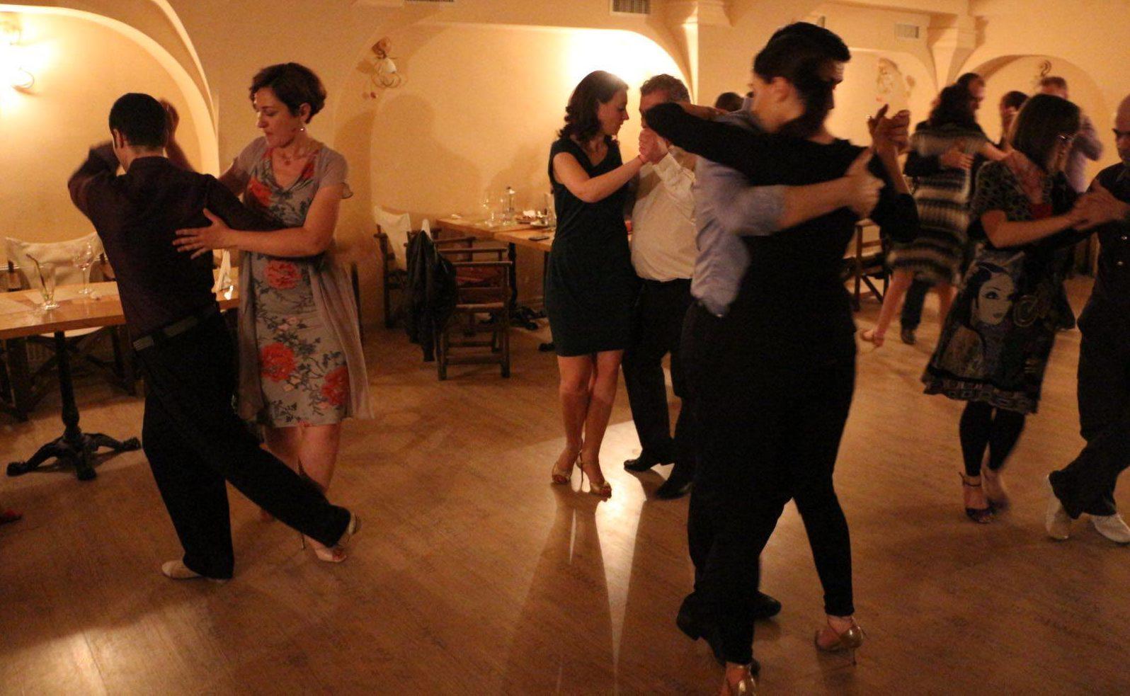 milonga primavera portena trattoria garibaldi tango tangent