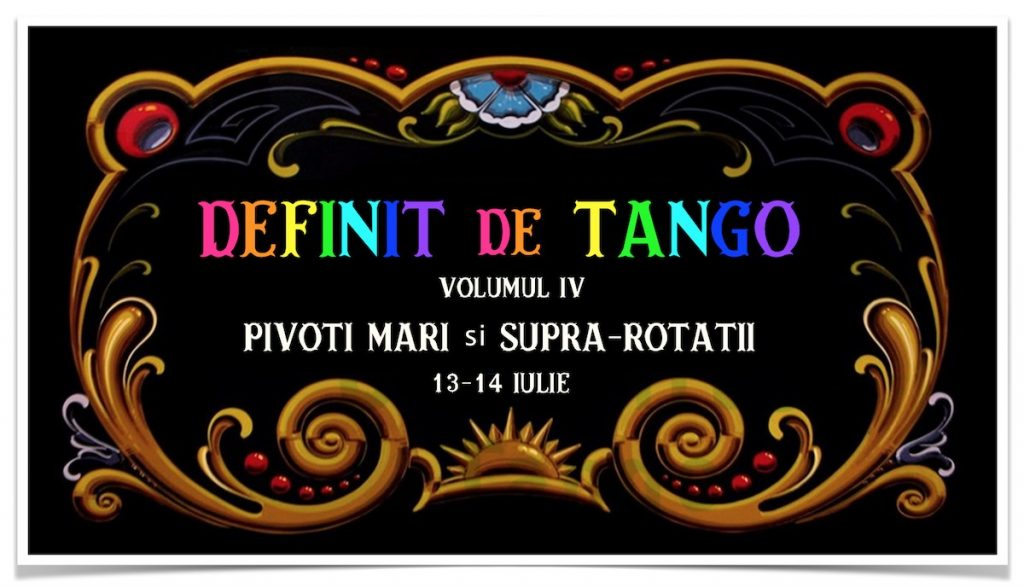 definit de tango tangent 4 bucuresti