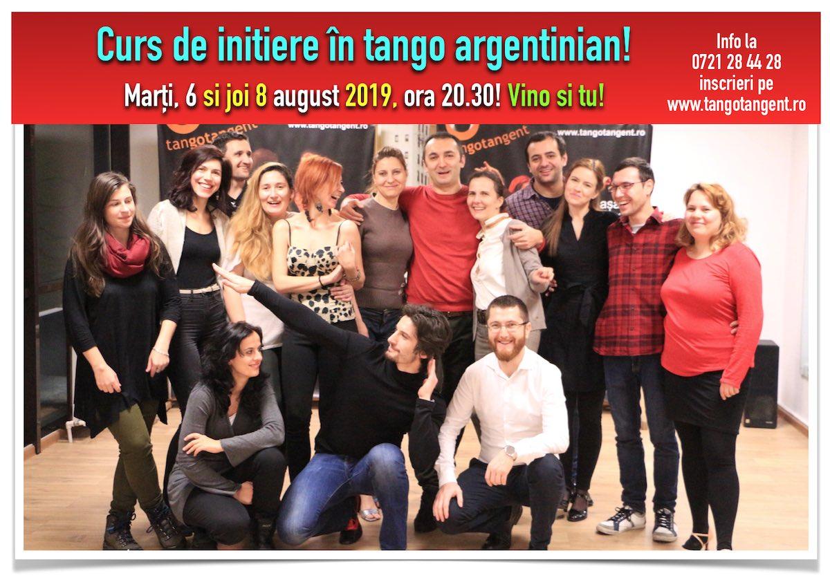 curs marti joi tango 20.30 - 6 8 aug