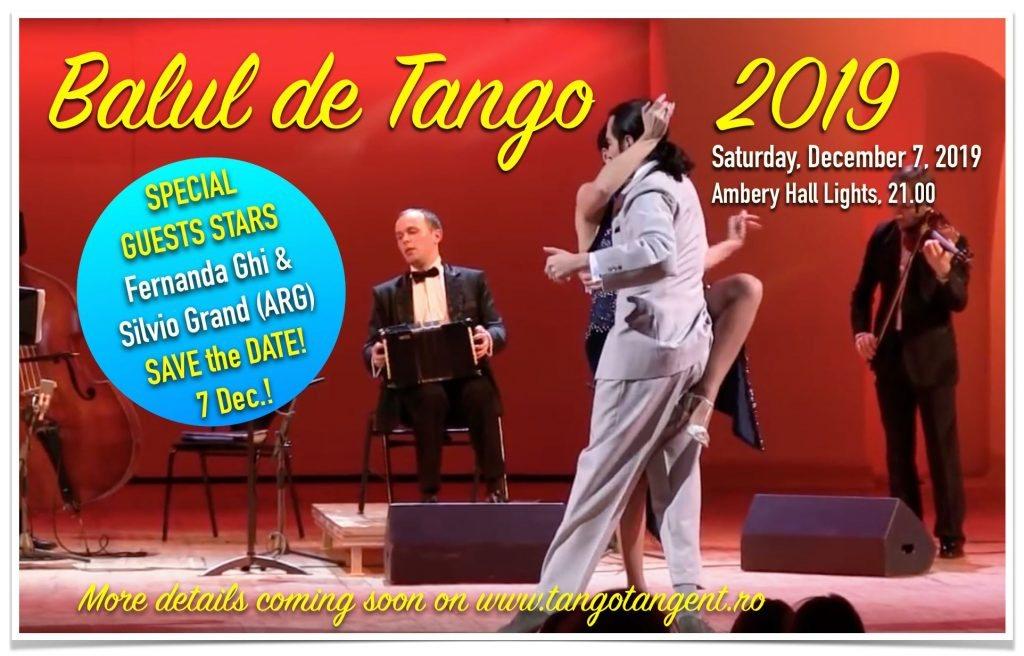 balul de tango 2019