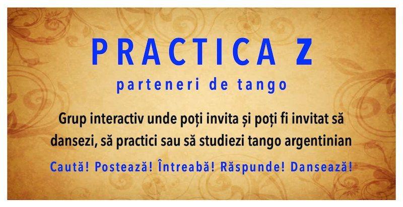 practica Z grup tango