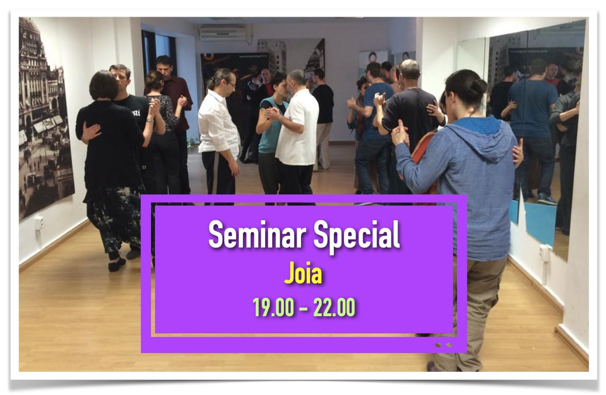 seminar special tango tangent